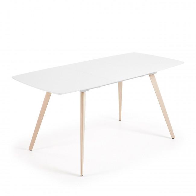 Table extensible 120-160x80cm Smash