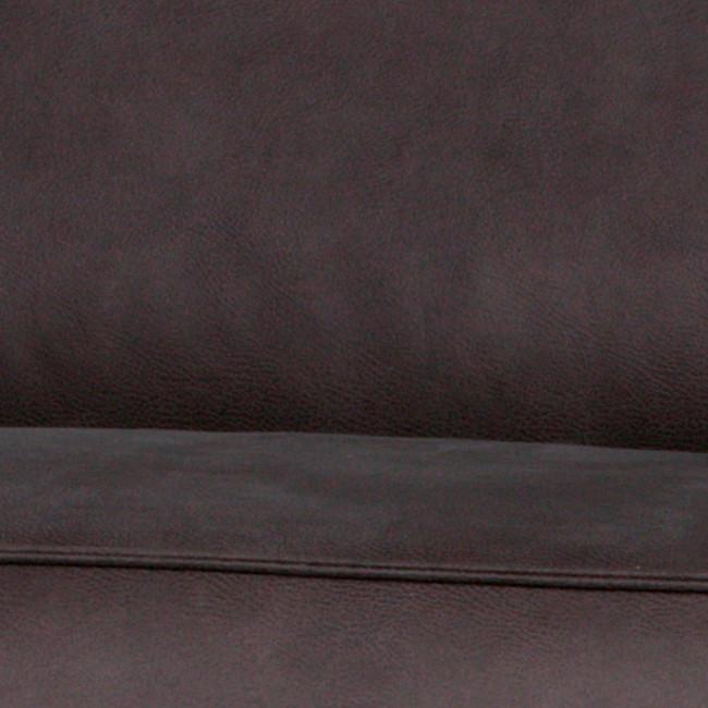 Canapé 6 places en simili cuir XL Statement matière