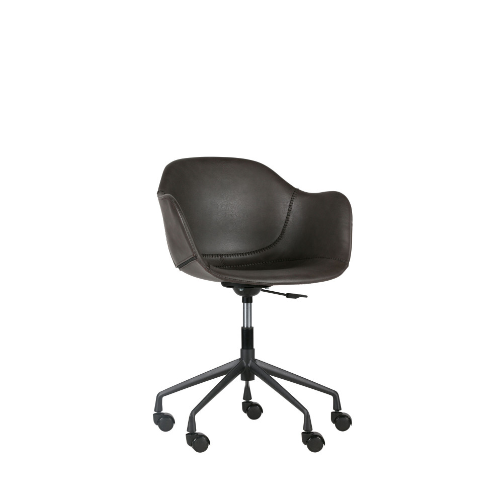 chaise de bureau design fos drawer. Black Bedroom Furniture Sets. Home Design Ideas