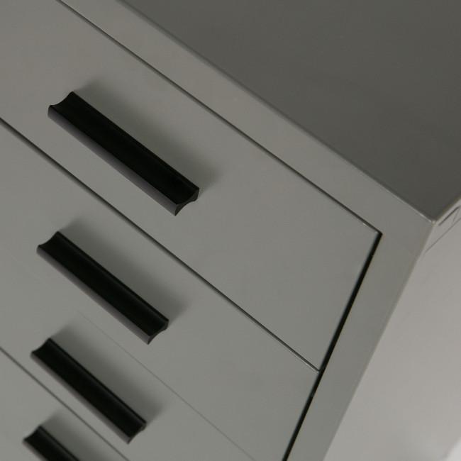 Chiffonier 6 tiroirs en métal Soof
