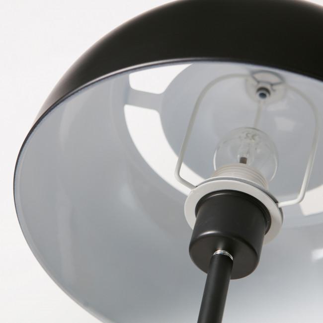 Lampadaire en métal Yvet
