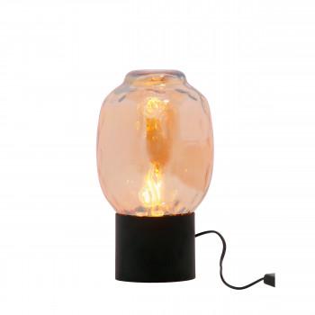Lampe à poser en laiton L Bubble
