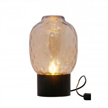 Lampe à poser en laiton XL Bubble