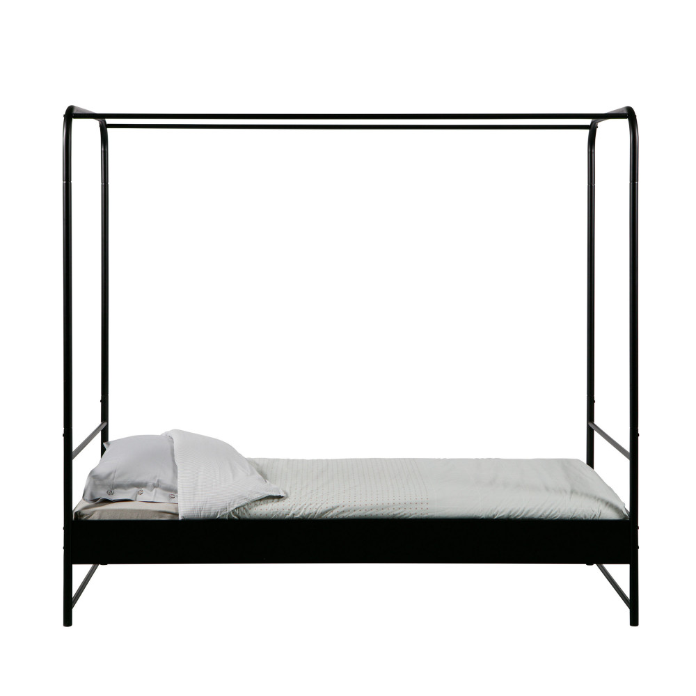 lit en m tal 90 x 200 cm bunk drawer. Black Bedroom Furniture Sets. Home Design Ideas