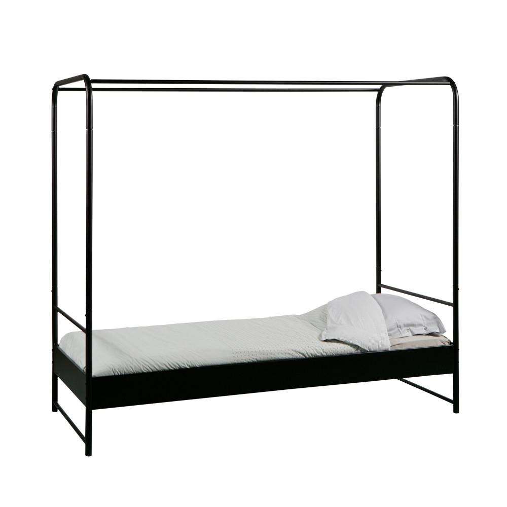 lit en m tal 90 x 200 cm bunk drawer. Black Bedroom Furniture Sets. Home Design Ideas