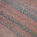 Table d'appoint en métal et marbre Paddle