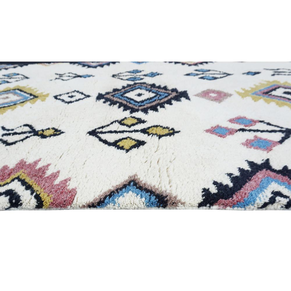 tapis style berb re en laine gummi gutta drawer. Black Bedroom Furniture Sets. Home Design Ideas