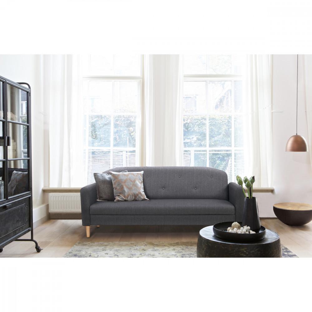 canap convertible 3 places avec rangement vito drawer. Black Bedroom Furniture Sets. Home Design Ideas