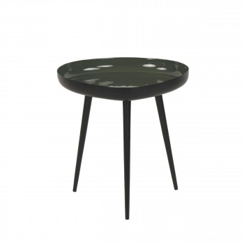 Table basse en fer M Skar Pomax