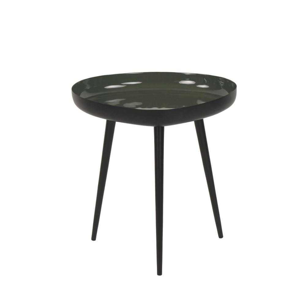table basse en fer m skar pomax drawer. Black Bedroom Furniture Sets. Home Design Ideas