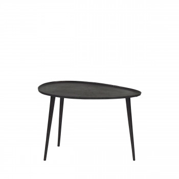 Table basse en métal 60x45 cm Austral Pomax