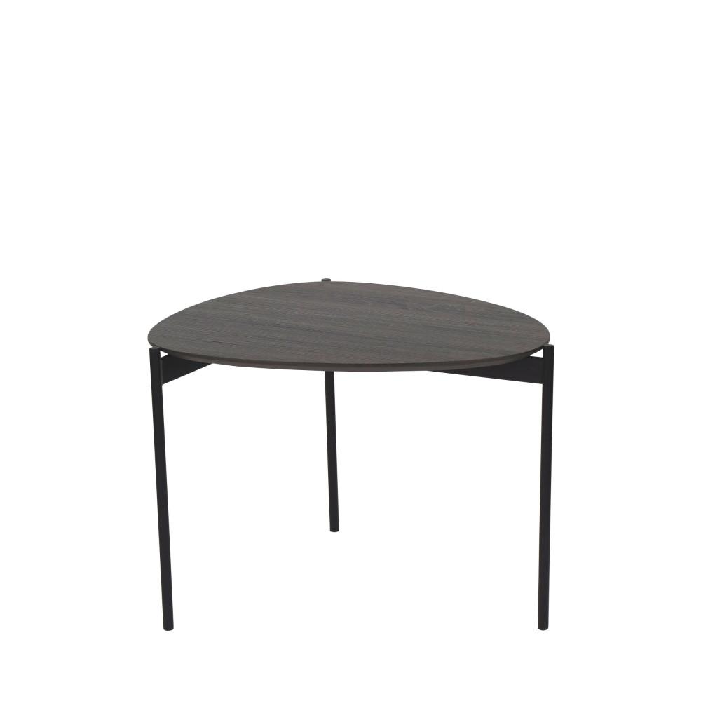 Table basse en métal et bois M Guillaume Pomax - Drawer