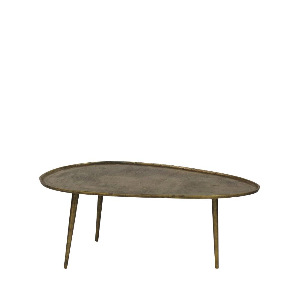 AUSTRAL - Table basse en métal 62x90cm