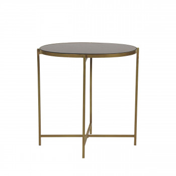Table d'appoint en métal M Wildwood Pomax