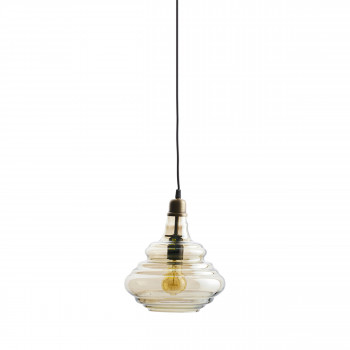 Suspension en laiton Pure vintage