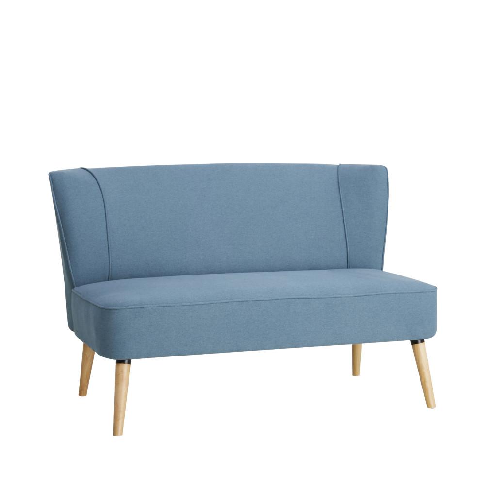 banquette 2 places en tissu marcel drawer. Black Bedroom Furniture Sets. Home Design Ideas