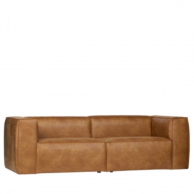 Canapé vintage 4 places Bean Woood