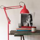 Lampadaire en métal Flexo Redcartel