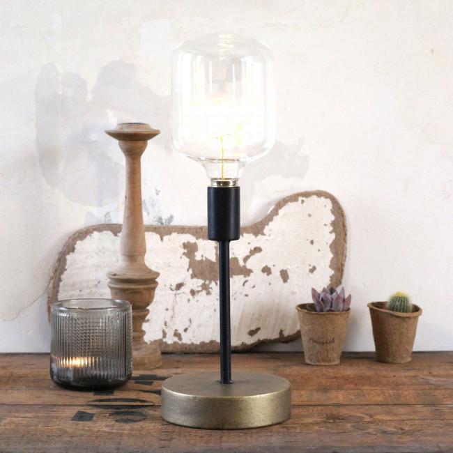 Lampe à poser en métal 23 cm Stax Redcartel