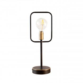 Lampe à poser en métal 42 cm Ray Redcartel