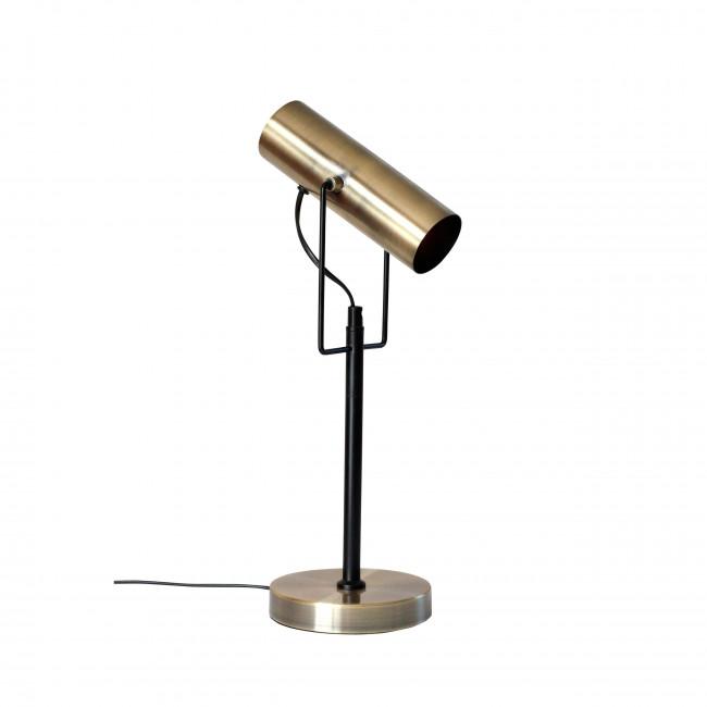 Lampe à poser en métal Monroe Redcartel