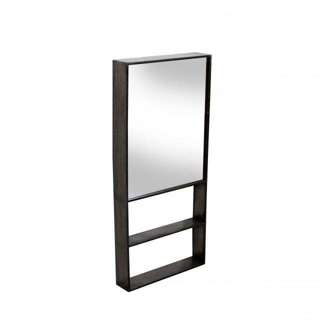 Miroir en métal Meridian Redcartel
