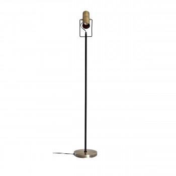 Lampadaire en métal Monroe Redcartel