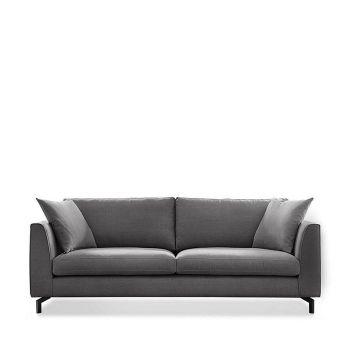 Canapé 2,5 places en tissu Linate