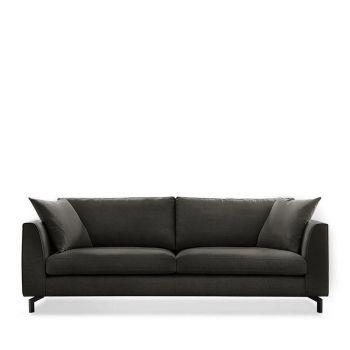Canapé 3 places en tissu Linate
