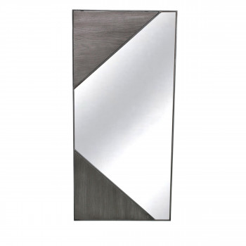 Miroir en métal Burton Redcartel