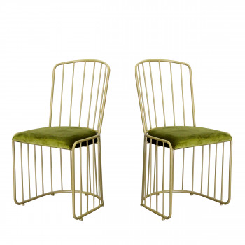 Lot de 2 chaises Diva Redcartel