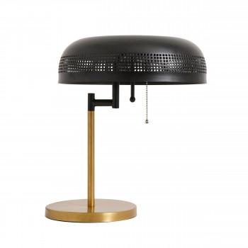Lampe à poser design en laiton Cool