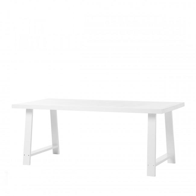 Table à manger en bois Buk