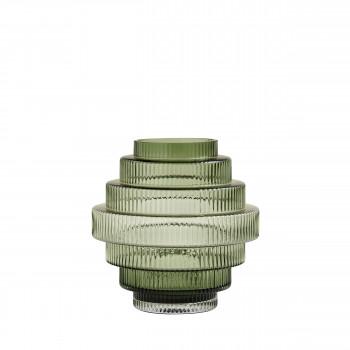 Vase design en verre M Rill