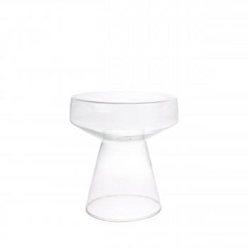 Table basse en verre Raalte