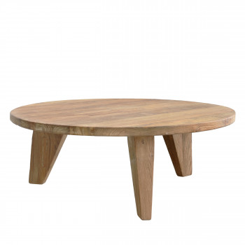 Table basse en bois Gortel L