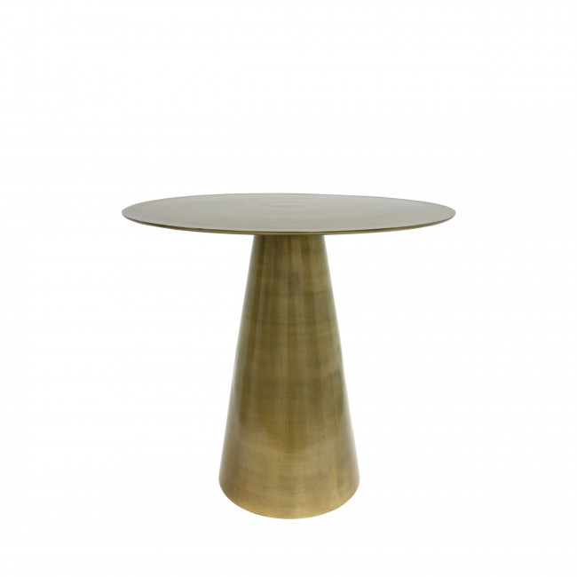 Table basse en laiton Helmond