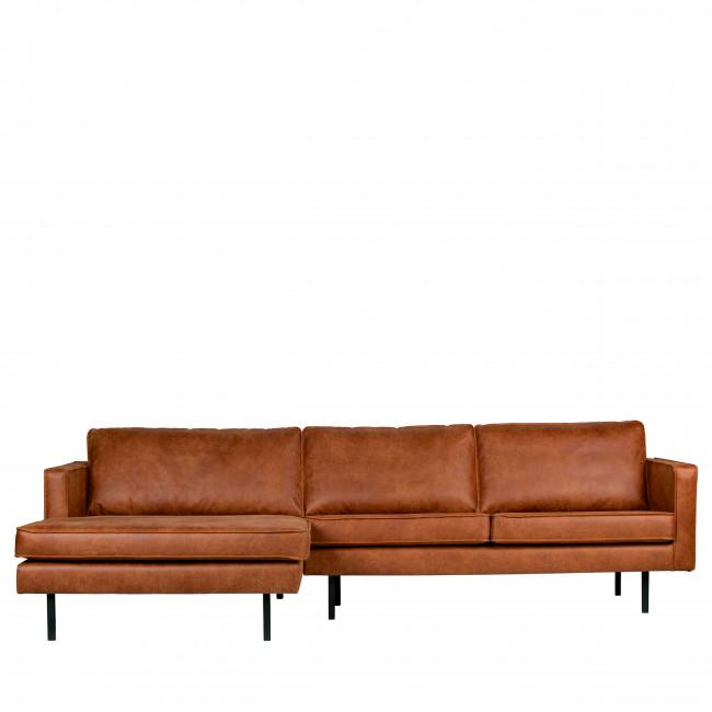 Canapé d'angle droit vintage Bronco