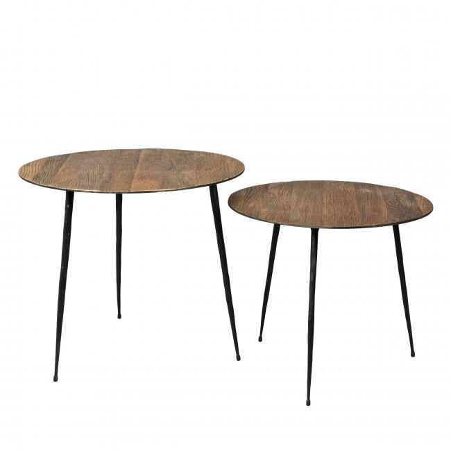 Table d'appoint ø40 cm Pepper