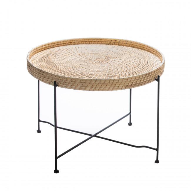 Table d'appoint en rotin L Murut