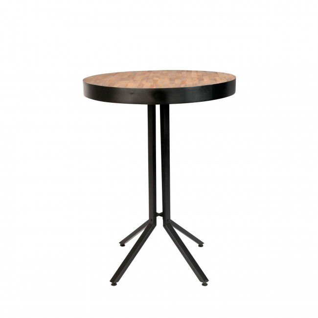 Table de bar ronde Maze