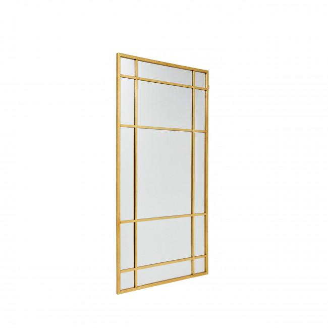 Miroir design en métal Spirit
