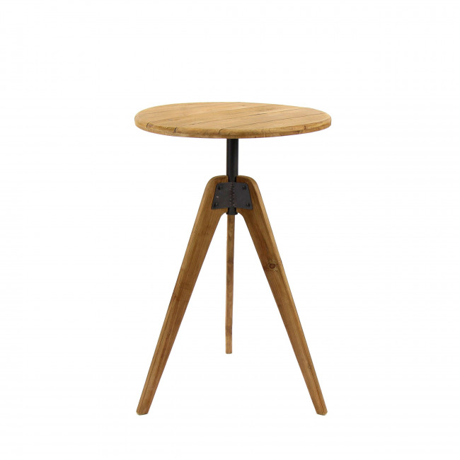 Table de bar ronde H92 cm Brasserie