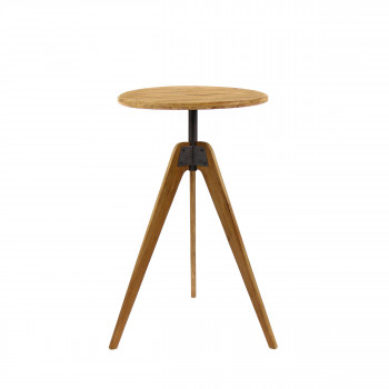Table de bar ronde H103 cm Brasserie