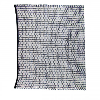 Tapis en jean recyclé Alaro