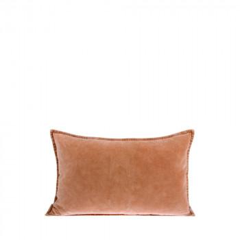 Coussin en velours Halse 40x60 cm
