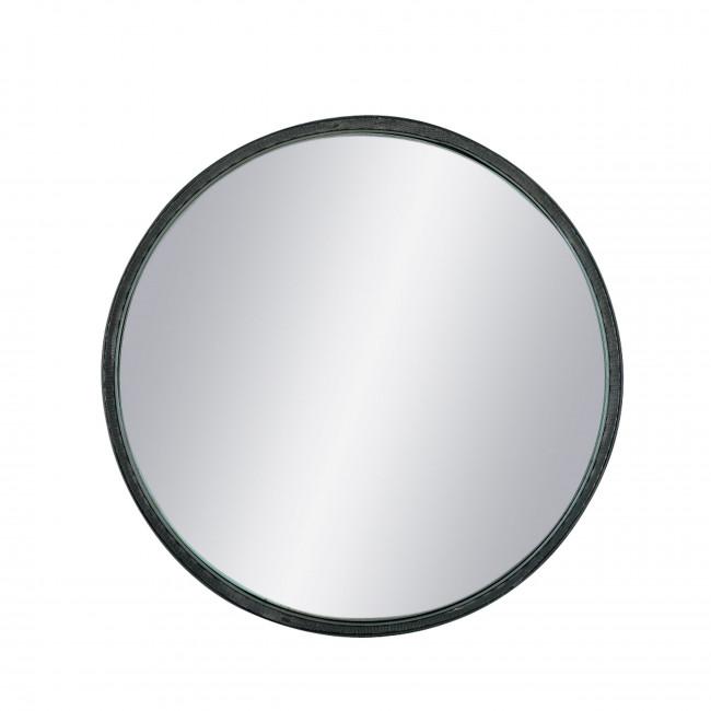 Miroir en métal ø45 cm Karo