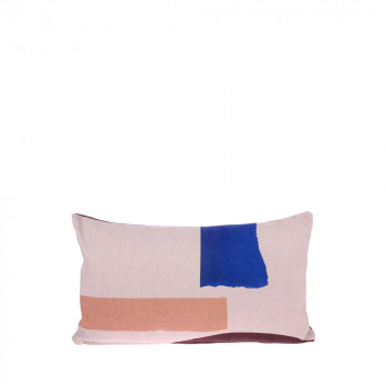 Coussin imprimé 35x60 cm Abstract