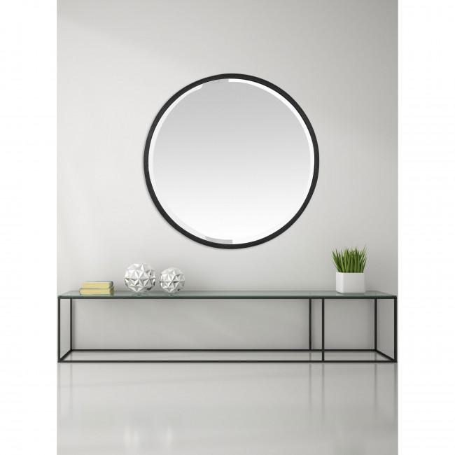 Miroir rond en métal ø100 cm Ardes