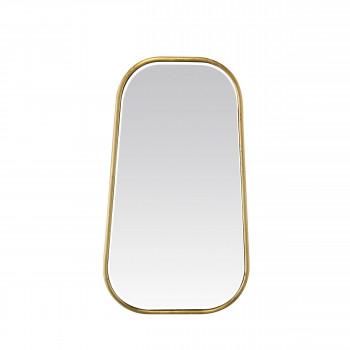Jully - Miroir en métal 30x52 cm